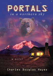 Portals in a Northern Sky, book cover